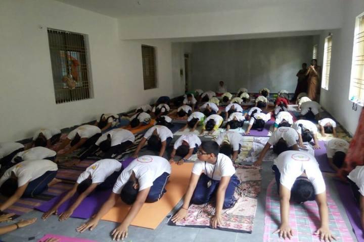 Sri Sri Ravishankar Vidya Mandir-Yoga