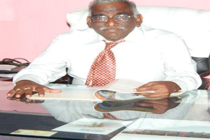 St Thomas English Medium Higher Primary School-Chairman
