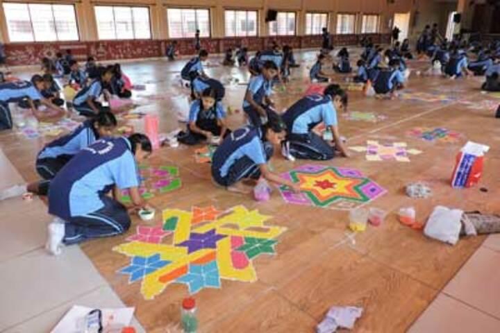 St Marys English Medium School-Activity