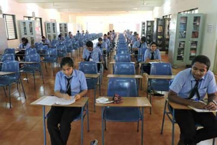 St Marys English Medium School-Classroom