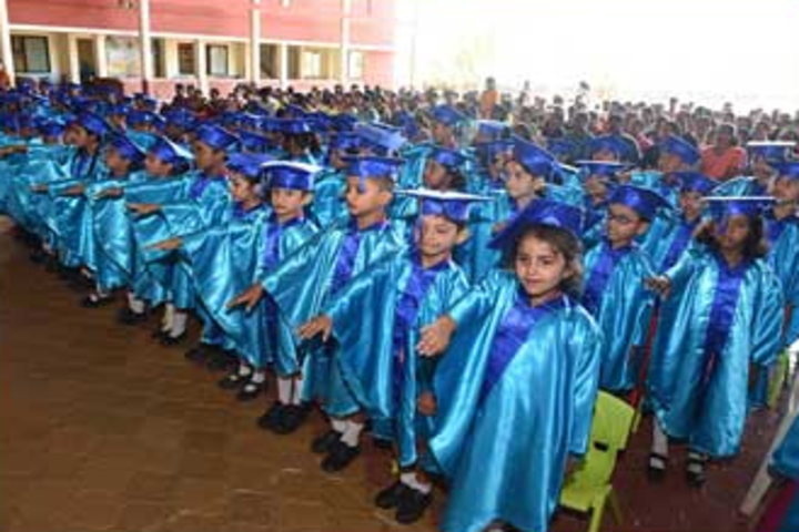 St Marys English Medium School-Graduation Day