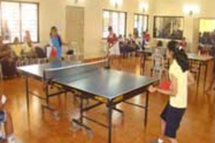 St Marys English Medium School-Indoor games