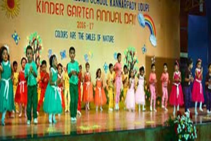 St Marys English Medium School-Kids Dance