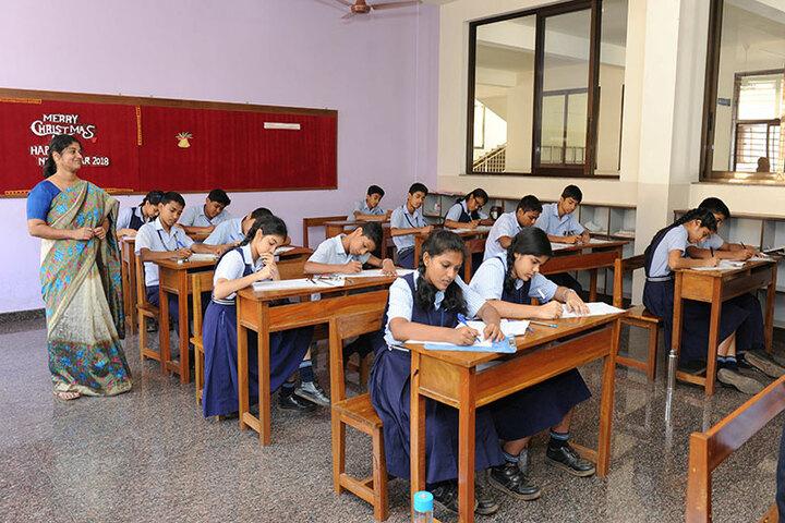 St Aloysius Gonzaga School-Classroom