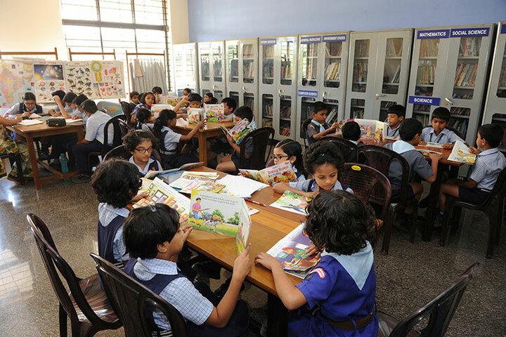 St Aloysius Gonzaga School-Library
