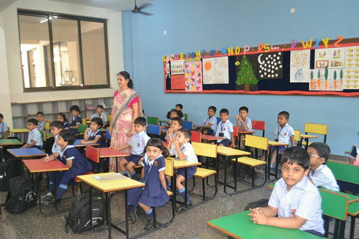 St Aloysius Gonzaga School-Primary classroom