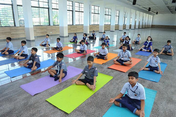 St Aloysius Gonzaga School-Yoga