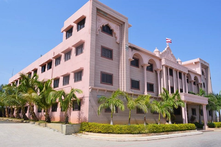 Swaminarayan International School-Campusview