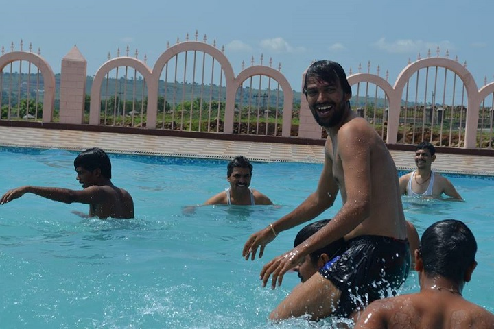 Swaminarayan International School-Swimming Pool