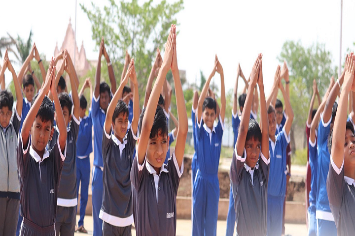 Swaminarayan International School-Yoga