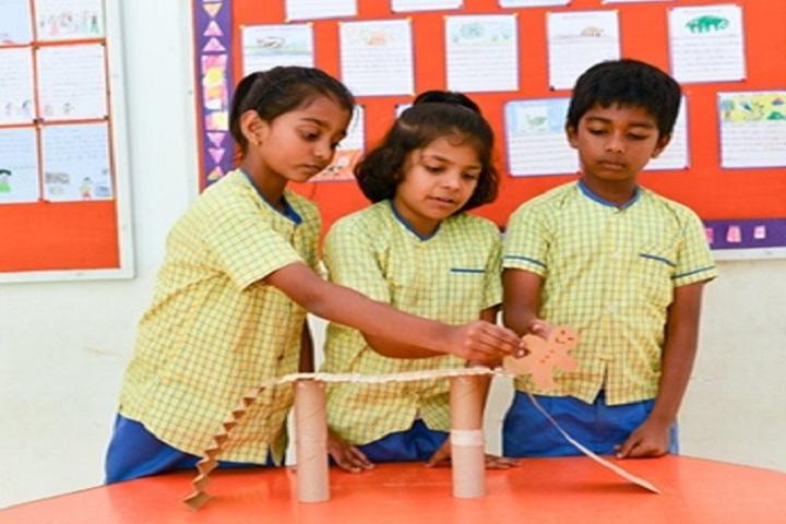 T V S School-Junior School