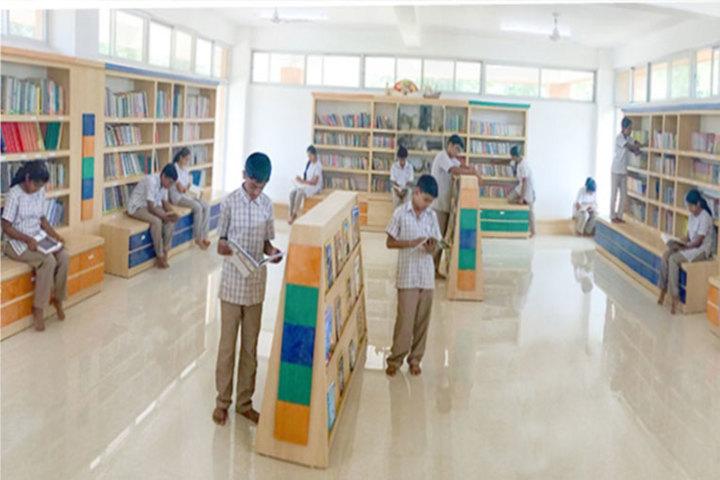 T V S School-Library