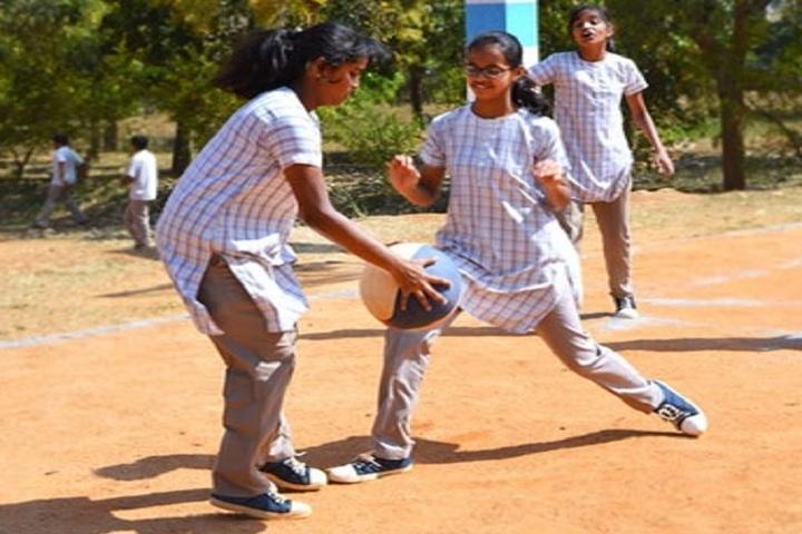 T V S School-Play Ground