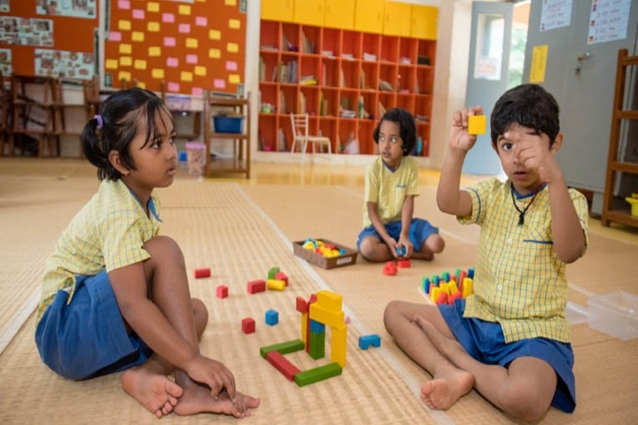 T V S School-Play School