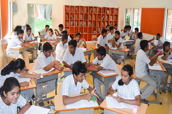 T V S School-Reading Room