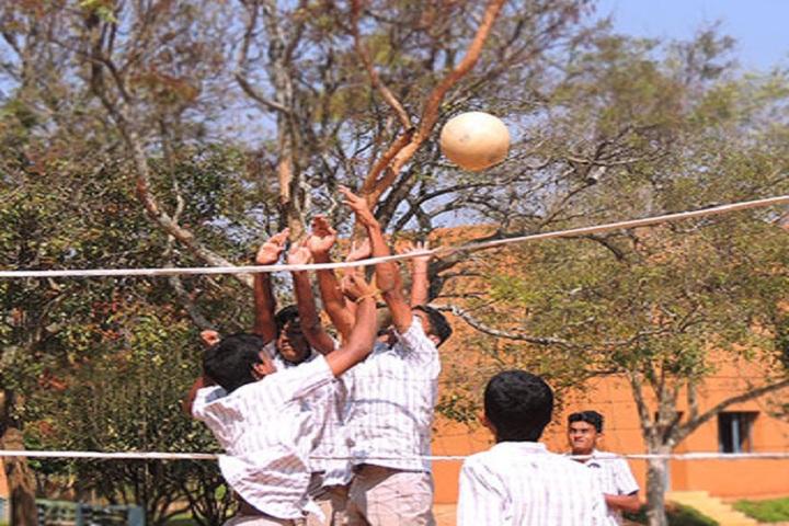 T V S School-Sports activity