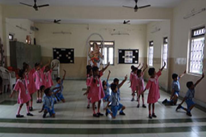 The Aditya Birla Public School-Dance Room