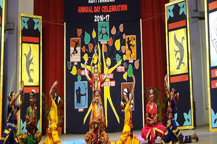 The Aditya Birla Public School-Events