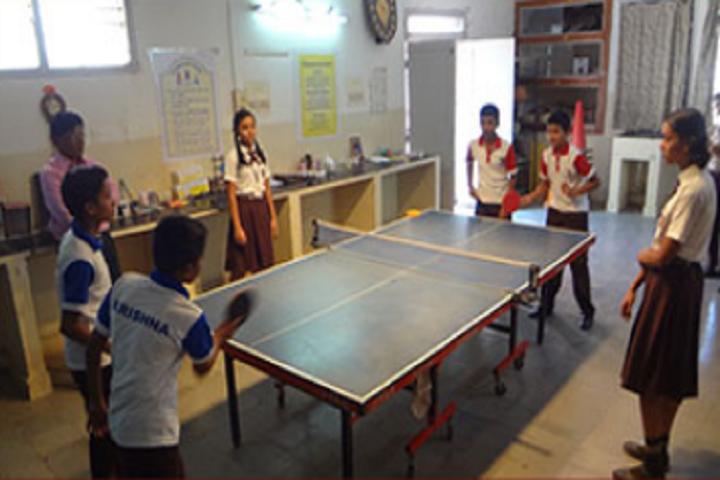 The Aditya Birla Public School-Indoor Games