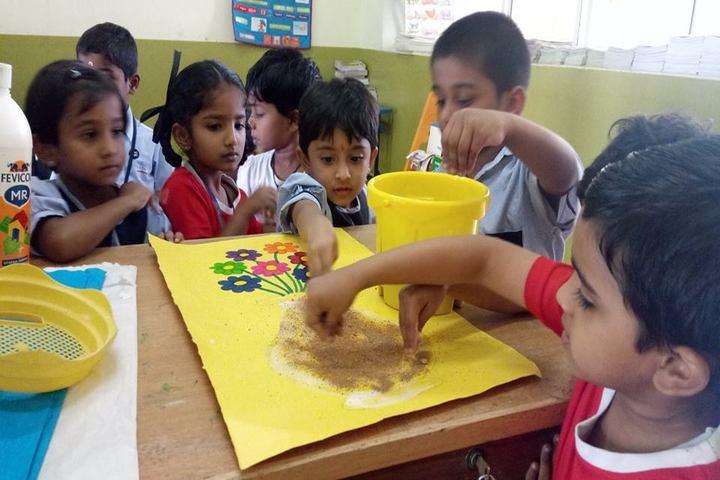 The Jain International School-Activity