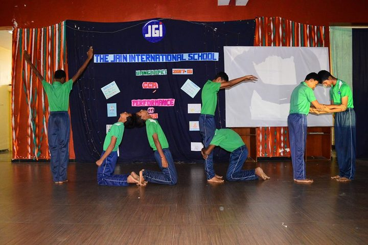 The Jain International School-Events