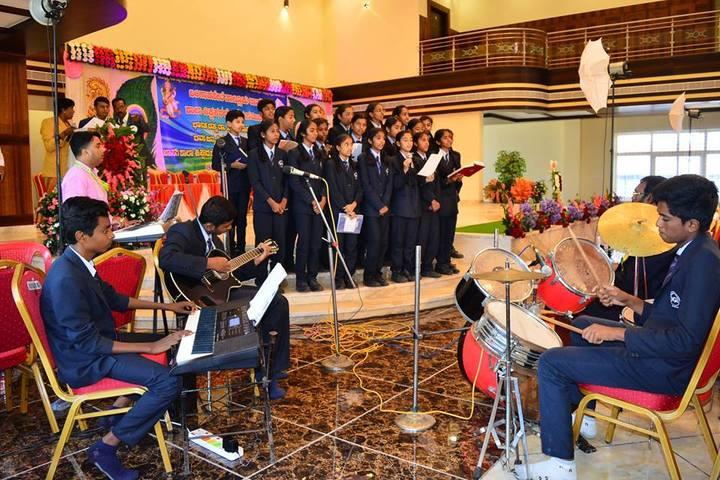 The Jain International School-Music