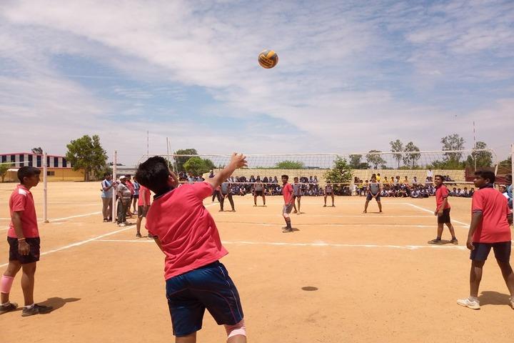 The Jain International School-Sports