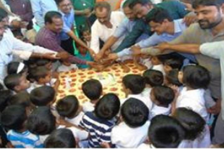 Vasavadatta Vidya Vihar-Fathers Day Celebrations