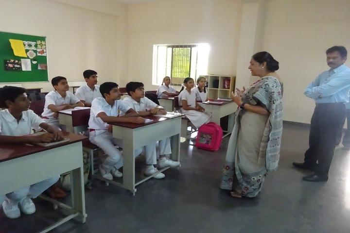 Vicat Dav Vidya Mandir-Classroom