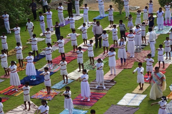 Vicat Dav Vidya Mandir-Yoga