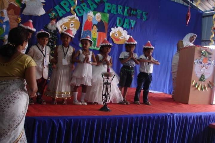 Vidya Soudha Public School-Christmas Celebrations