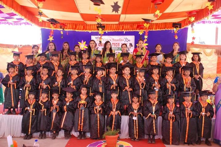 Vidya Soudha Public School-Graduation Day