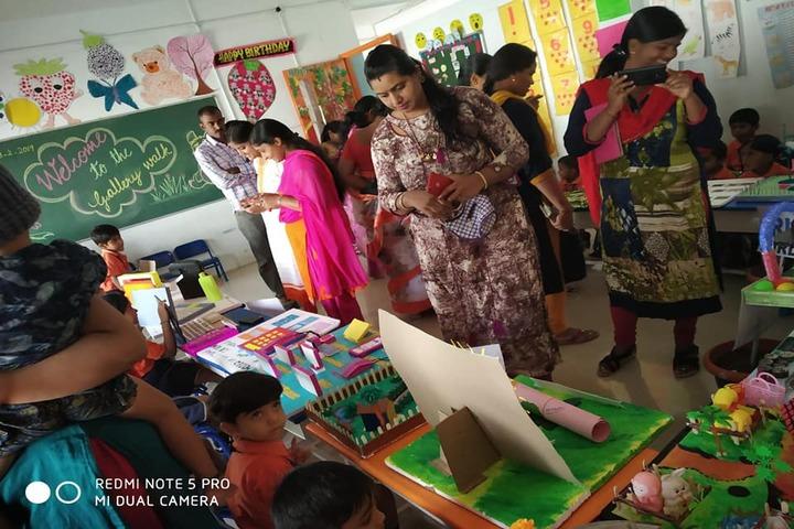 Vidya Soudha Public School-Science Exhibition