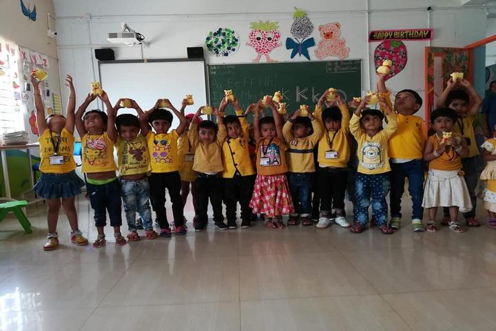 Vidya Soudha Public School-Yellow Day Celebrations