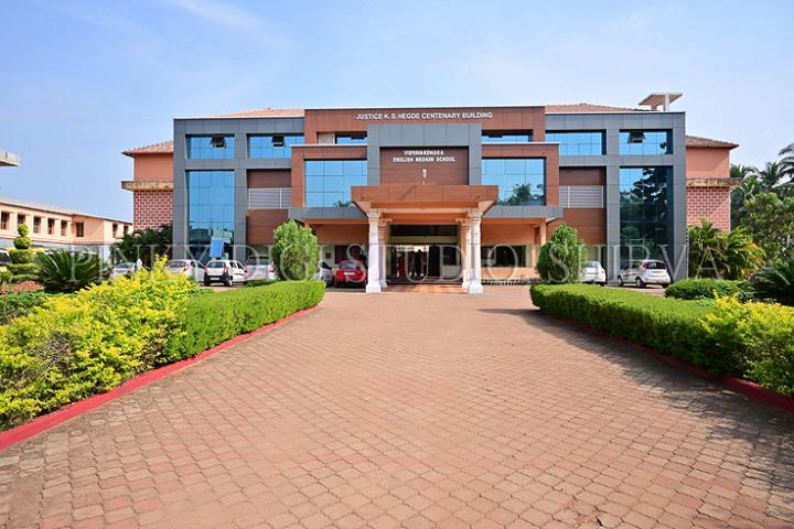 Vidyavardhaka English Medium School-Campusview