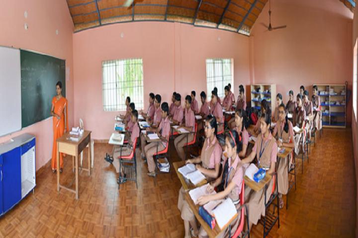 Vidyavardhaka English Medium School-Classroom