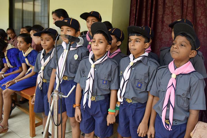 Vidyavardhaka English Medium School-Singing