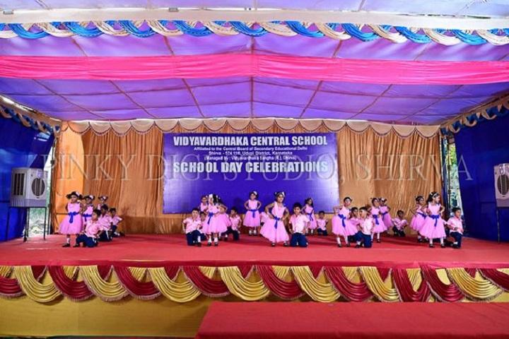 Vidyavardhaka English Medium School- Cultural Activity