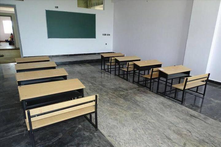 Vision India Public School-Classroom
