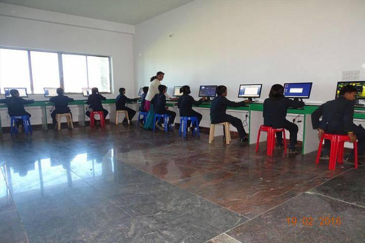 Vision India Public School-Computer Lab