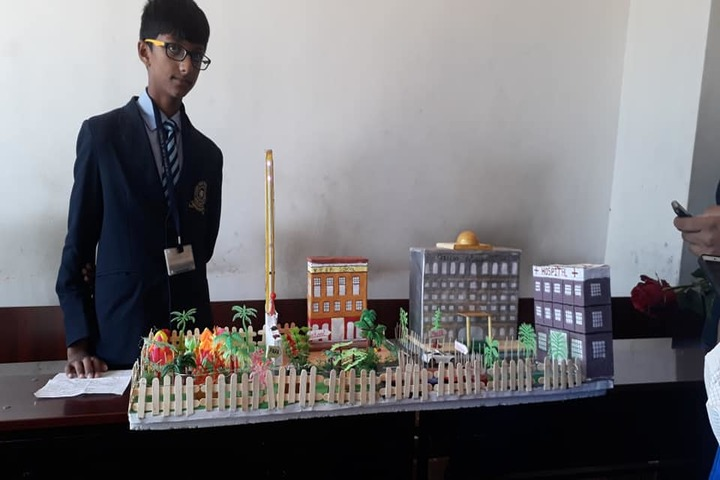 Vision India Public School-Science Exhibition