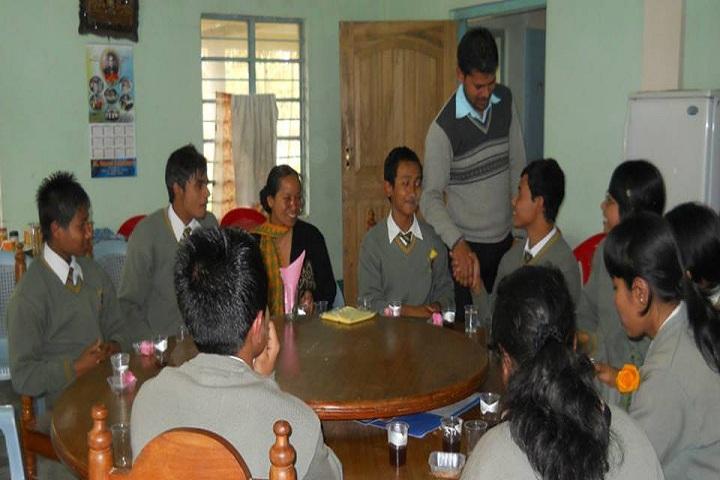 Jesus Mary School-Activites