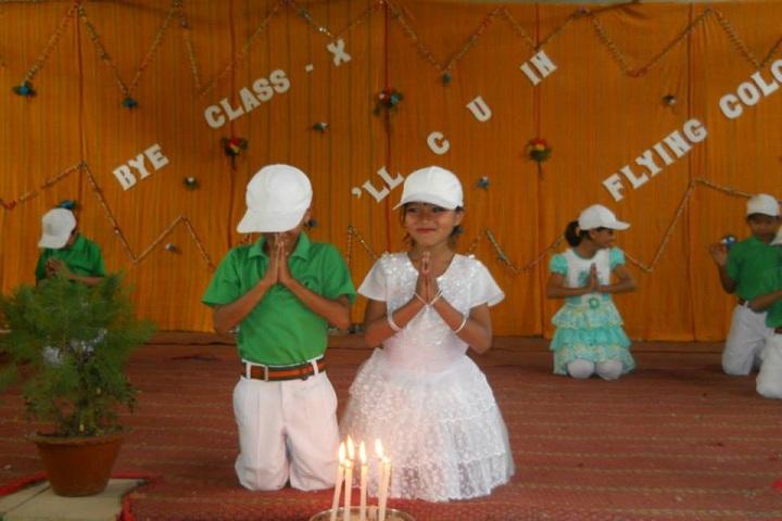 Jesus Mary School-Group dances