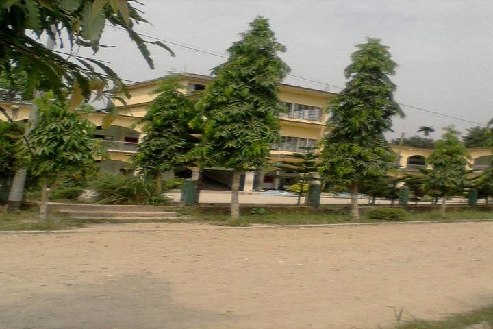 Jesus Mary School-Living area