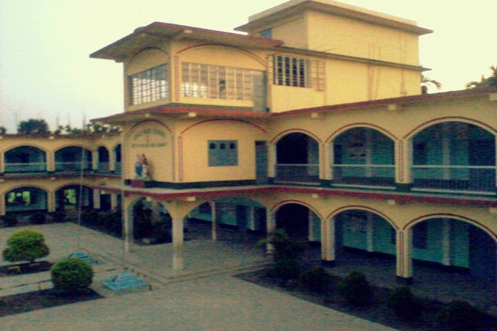 Jesus Mary School-School building