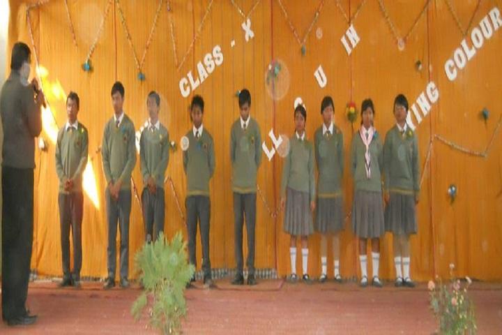 Jesus Mary School-Event