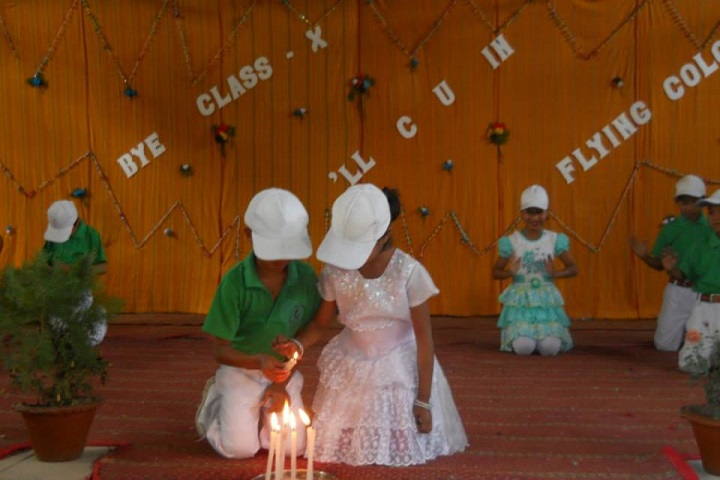 Jesus Mary School-Lighting The Lamp