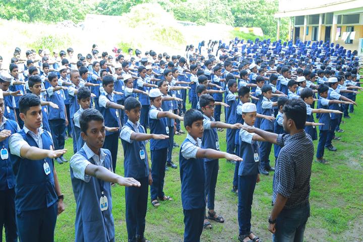 A E S Public School-Assembly