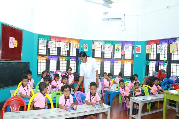 A E S Public School-Classroom