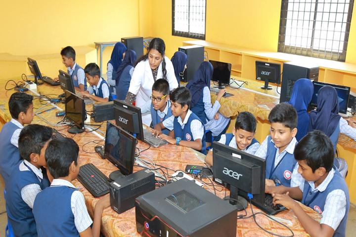 A E S Public School-Computer Lab